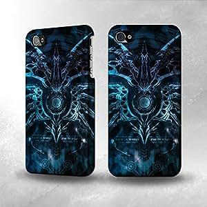 Apple iPhone 5 / 5S Case - The Best 3D Full Wrap iPhone Case - BlazBlue by icecream design