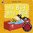 BabyDan Sleep N Safe Bedrail Black My Big Boy Bed A Pirate Pete Book And Princess Polly