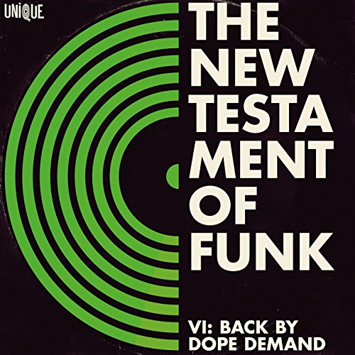 VA - The New Testament Of Funk VI Back By Dope Demand - (UNIQ190 - 2) - Digipak - CD - FLAC - 2017 - WRE Download