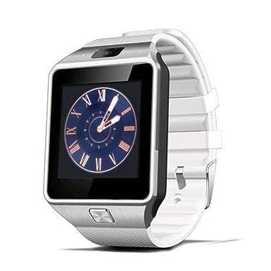 Amazon.com: DZ09 Smart Watch Bluetooth Camera Smart Wrist ...