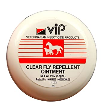 Fly Repellent Ointment   2 Oz