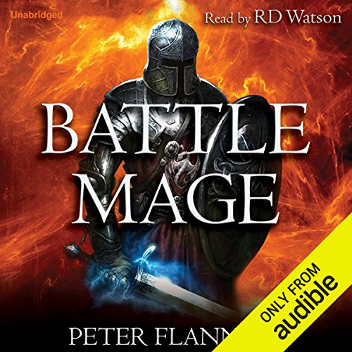 Battle Mage Audiobook by Peter A. Flannery [Free Download by Trial] thumbnail