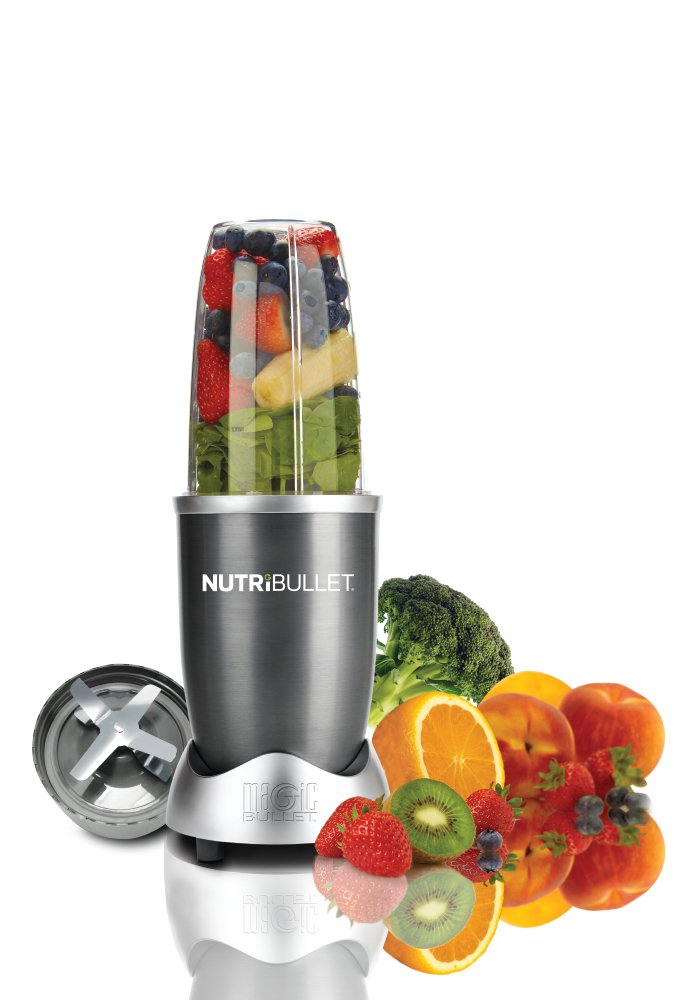 The Nutribullet 600 is not too expensive at £70, and works very well.