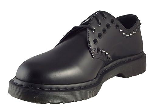 Dr martens scarpa stringata applique nero eu uk
