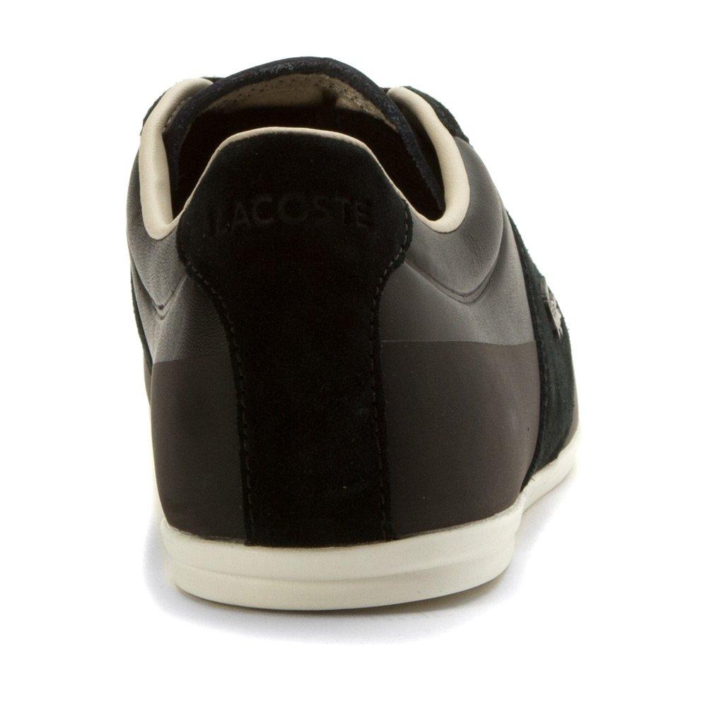 Lacoste Men's Turnier 316 1 Cam Fashion Sneaker, Black, 10 M US by Lacoste (Image #1)