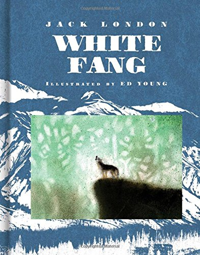 Book cover for White Fang