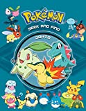 img - for Pok mon Seek and Find - Johto (Pokemon) book / textbook / text book