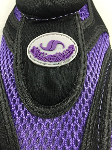 Shoe Shack Womens Wave Water Shoes Pool Beach Aqua Socks, Yoga , Exercise Fuschia