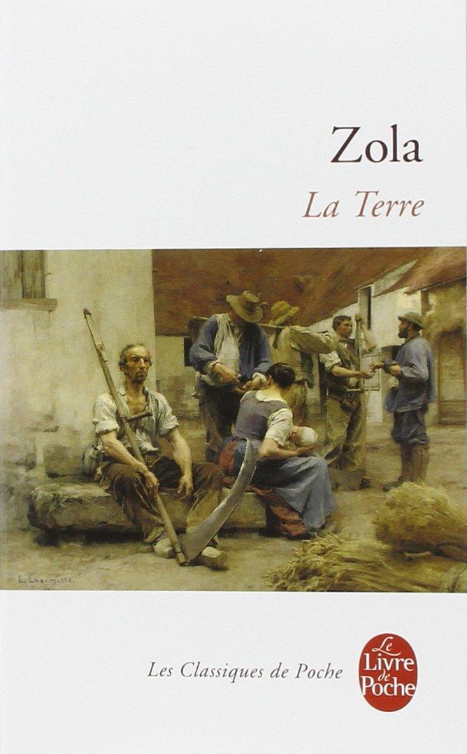 Amazon Fr La Terre Emile Zola Roger Ripoll Livres