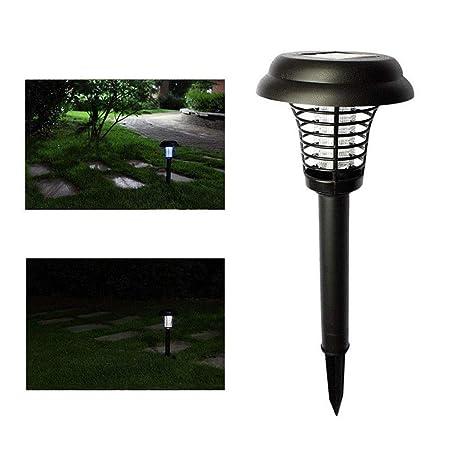 Amazon.com: Luces solares, LED Decorativas Columnas Poste ...