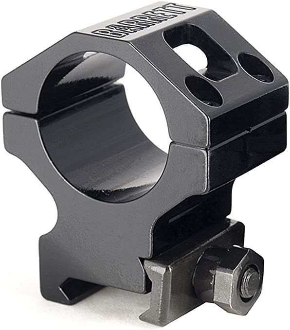Barrett Ring Fits Picatinny Fits 30mm Scopes, 1.4
