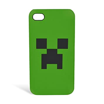 coque iphone 4 minecraft