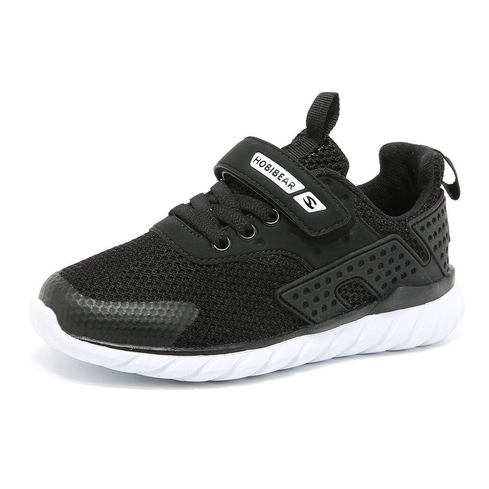 1ca88b4cff Turnschuhe Kinder Sneaker Jungen Sportschuhe Mädchen Hallenschuhe Outdoor  Laufschuhe Für Unisex-Kinder Schwarz Weiß Rosa