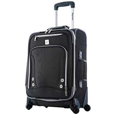 Amazon.com | Olympia Luggage Skyhawk 22 Inch Expandable Airline ...