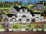 Best Buffalo Games Games For Adults - Buffalo Games Charles Wysocki Olde America Jigsaw Puzzle Review