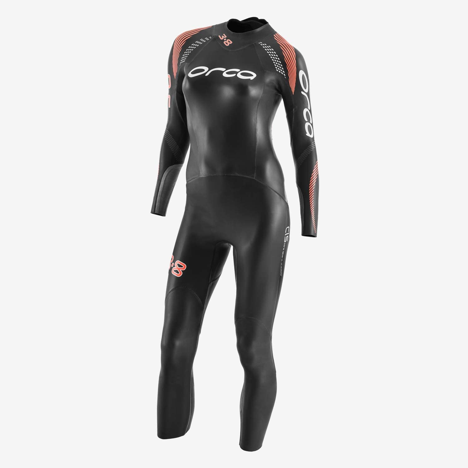 Manufacturer OFFicial shop ORCA Women's sold out Wetsuit 3.8