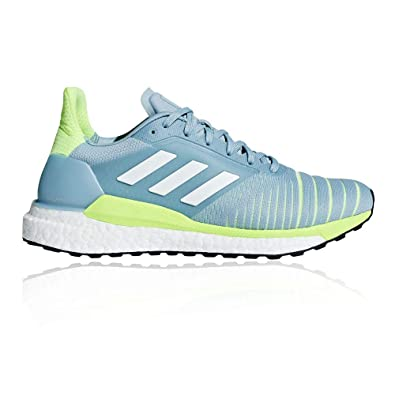 5aa1a1ec5 adidas Solar Glide Women s Running Shoes - SS19-5.5 - Blue