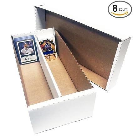 Amazon.com: (8) Zapato 2 Fila Cajas de almacenaje (1600 ct ...