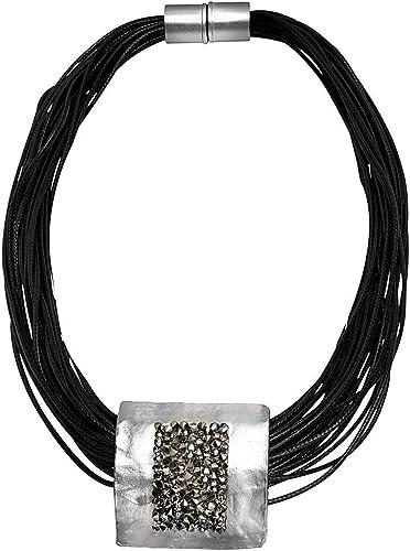 Cristales de Swarovski Plata esterlina hermosa pulsera de cristal 925 Certificado