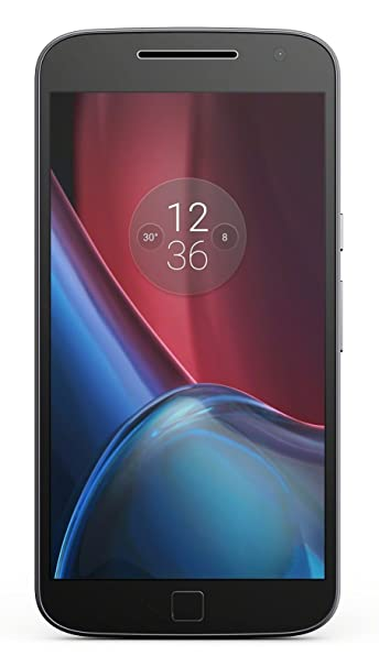 Moto G Plus, 4th Gen  Black, 32  GB  Smartphones