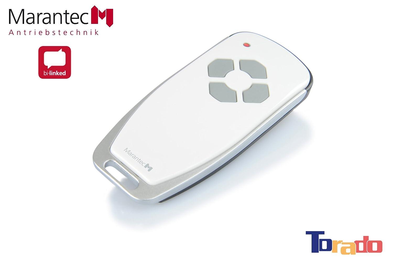 Funksender Fernbedienung Garagentor/öffner 101106 Marantec Digital 564 Handsender 868 MHz bi-linked