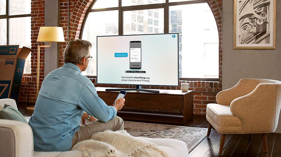 Samsung 50NU7405 - Smart TV de 50
