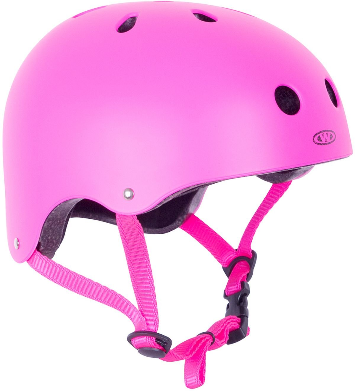 Skaterhelm Neonik pink Gr. 49-53, 53-56, 56-59, 59-62 cm verstellbar Insportline