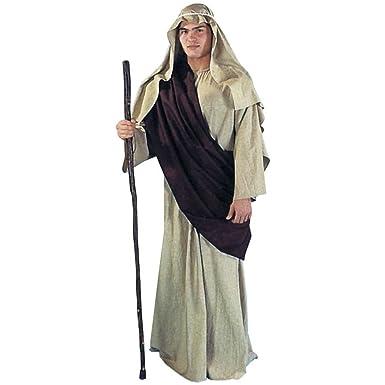 Amazon.com: Disfraz de pastor de adultos: Clothing