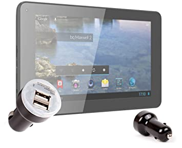 DURAGADGET Cargador De Coche con Dos Puertos USB Compatible ...