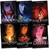 The Immortals Series 6 Books Collection Set Pack (Everlasting, Dark Flame, Blue Moon, Ever More, Shadowland, Night Star) (The Immortals Series)
