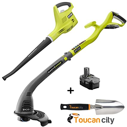 Amazon.com: Ryobi One + Batería de iones de litio Cadena ...