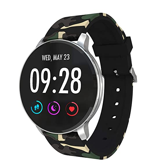 DAYLIN Reloj Pulsera Actividad Inteligente Hombre Mujer ...