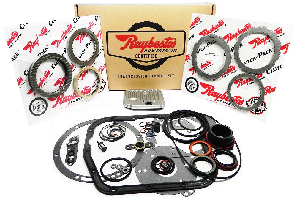 45RE 03-07 AUTOMATIC TRANSMISSION REBUILD RAYBESTOS BANNER KIT