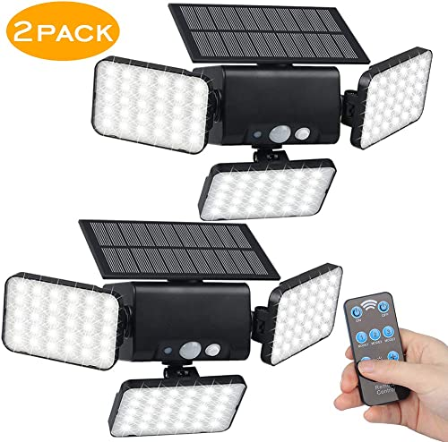 efiealls Solar Lights Outdoor