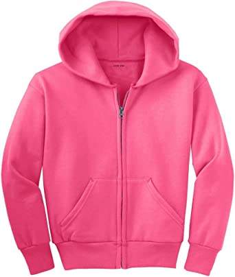 Joes USA Youth Pullover Hooded Sweatshirt Sizes XS-XL