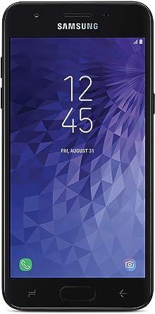 Net10 Carrier-Locked Samsung Galaxy J3 Orbit 4G LTE Prepaid Smartphone - Black -