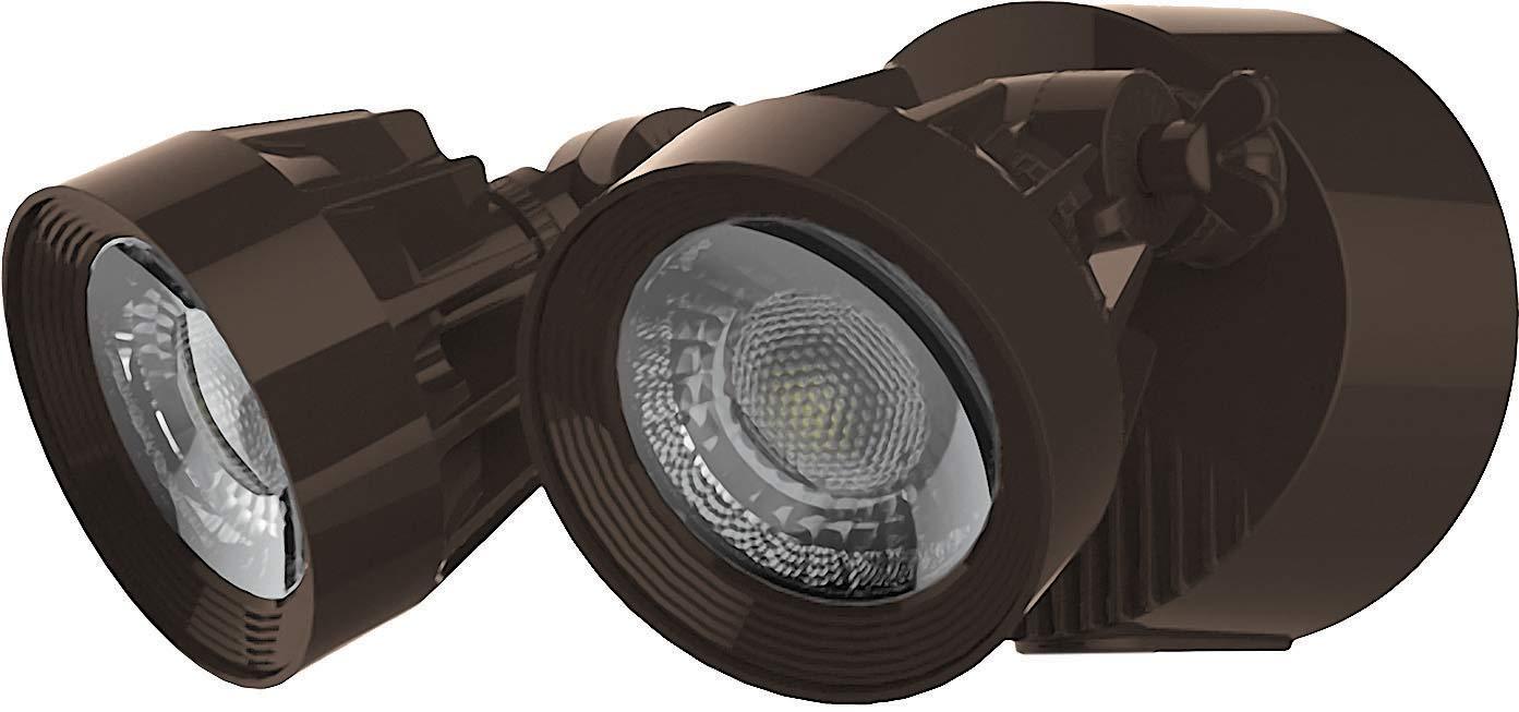 Nuvo 65/203 LED Security Light 3000K / 1,950 Lm Bronze/Dark