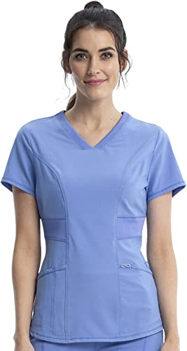 Details about  /Infinity by Cherokee CK630A Men/'s Crew Neck Top Medical Uniforms Scrubs