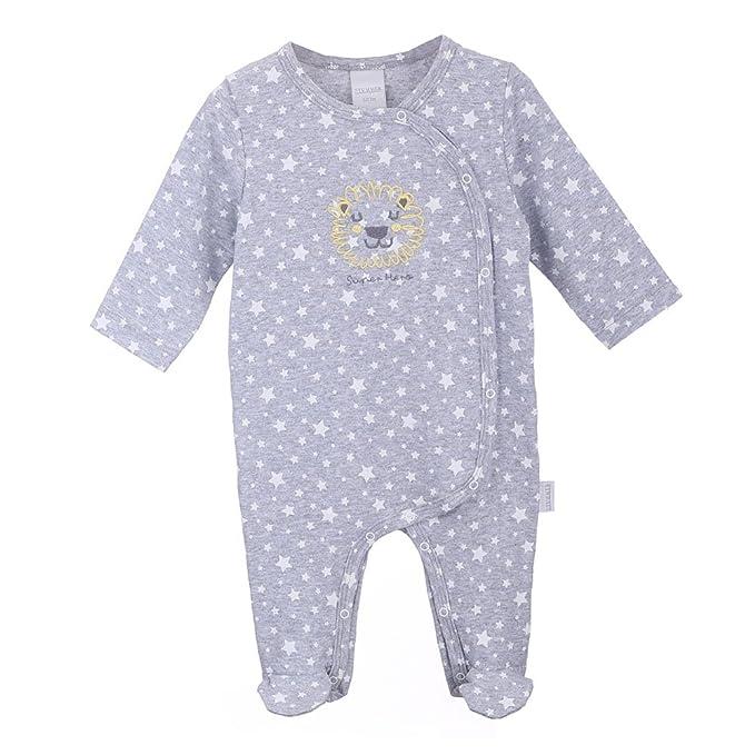Stummer Nacimiento Bebé Niño Mono, Onesie Bebé, Pelele, Pijama, gris vigore claro: Amazon.es: Ropa y accesorios