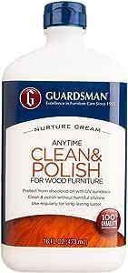 Guardsman W0010 Wood Cream Polish,Blue, Cream