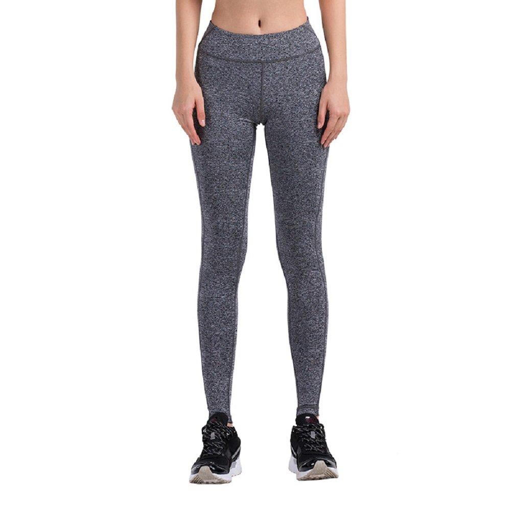 VANSYDICAL Women Compression Under Base Layer Leggings Gym Pants
