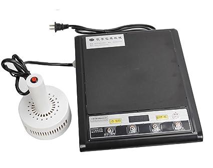 Portátil Máquina Sellado Inducción Electromagnética Cazador de Focas 20-100mm 220V