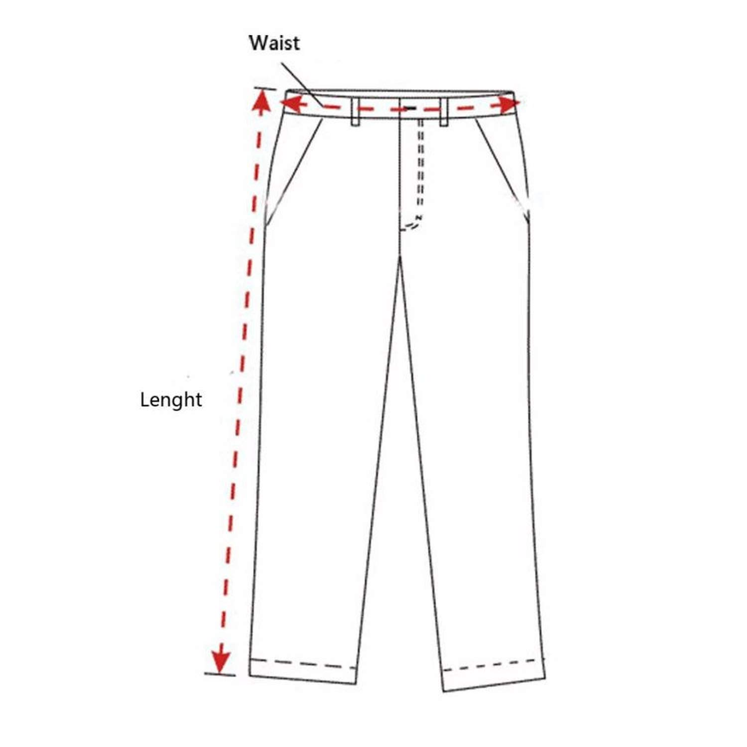Mens Winter Stretch Thicken Jeans with Warm Comfortable Drawstring Tight Cuffs Vintage Straight Jean Pants Trousers Size,Light,XL,United States