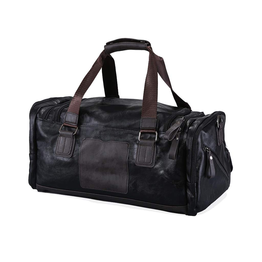 WANGXIAOLINYUNDONGBAO 旅行かばん、携帯用、多機能、フィットネスバッグ、短距離用バッグ、スポーツ用バッグ、48*23*24cm   B07NZPB6ZG