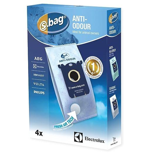 Amazon.com: Electrolux bolsa aspirador E203B [9001660068 ...