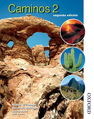 Caminos 2 Segunda Edicion Student's Book