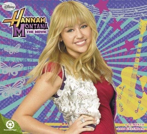 Hannah Montana 2010 Wall Calendar