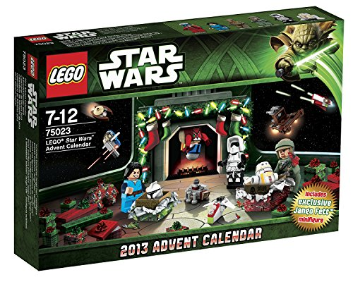 Lego Star Wars Advent Calendar, Multi Color