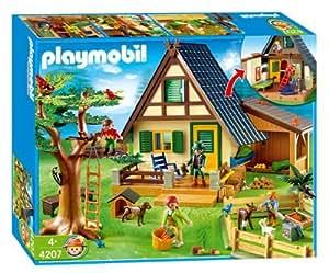 Playmobil - Casita del Guarda (4207)