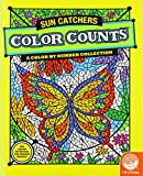 Color Counts Sun Catchers: A Color by Number Collection